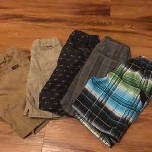 Lot of boys size 4T shorts